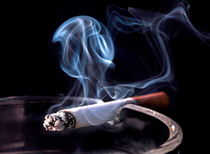 After less than three months — about half the expected time — a trial in St. Louis Circuit Court pitting Missouri hospitals against cigarette-makers is nearing an end. Photo by Jason Alden, Bloomberg News